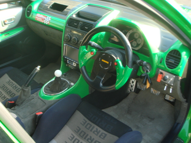 MODIFIED TOYOTA ALTEZZA RS200 SXE10