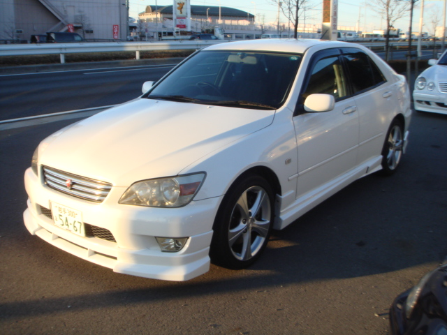 Used Toyota Corolla >> TOYOTA ALTEZZA SXE10 FOR SALE - CAR ON TRACK TRADING