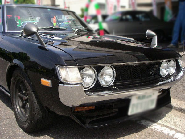 TOYOTA CELICA COUPE 1600GT TA22 1973 FOR SALE