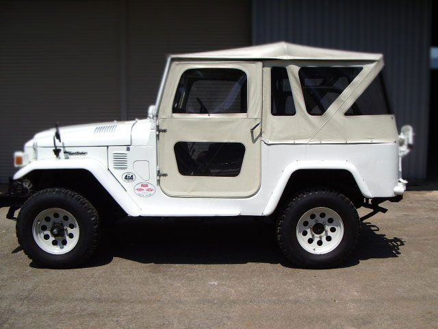 TOYOTA LANDCRUISER BJ41 FOR SALE