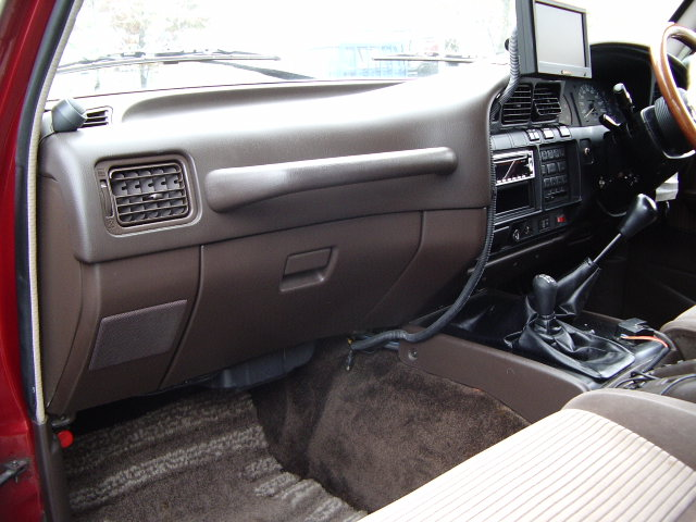 TOYOTA LANDCRUISER VX-LTD TURBO HDJ81V 1992 FOR SALE