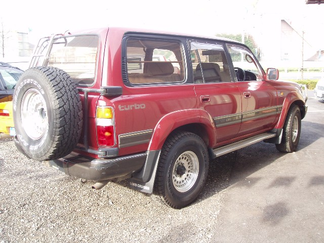 TOYOTA LANDCRUISER VX LTD TURBO HDJ81V FOR SALE