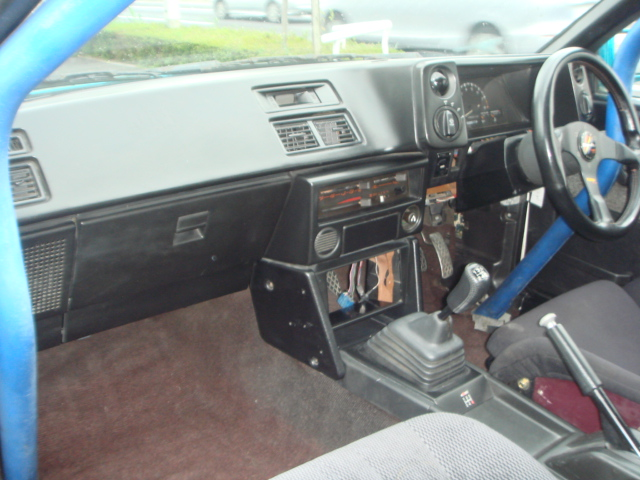 TOYOTA COROLLA LEVIN AE85 GTV 1985 FOR SALE