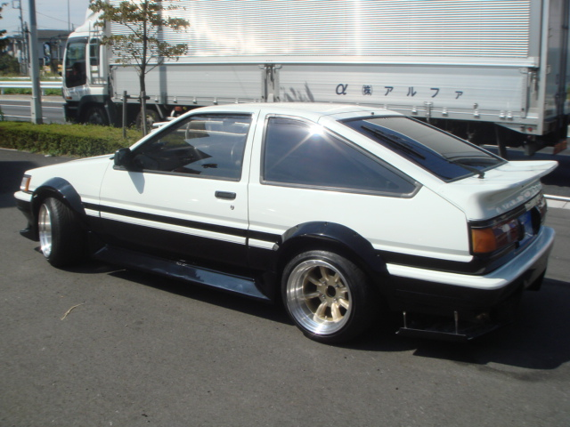 TOYOTA COROLLA GT COUPE TWIN CAM AE86 FOR SALE
