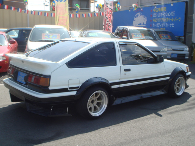 toyota corolla gt coupe twin cam ae86 for sale car on track trading. Black Bedroom Furniture Sets. Home Design Ideas