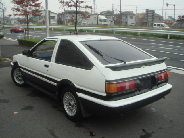 for sale 1986 toyota corolla gt s ae86 mint condition autos weblog. Black Bedroom Furniture Sets. Home Design Ideas