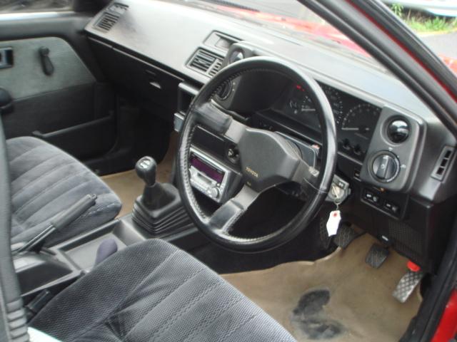 TOYOTA COROLLA LEVIN AE86 GT APEX FOR SALE