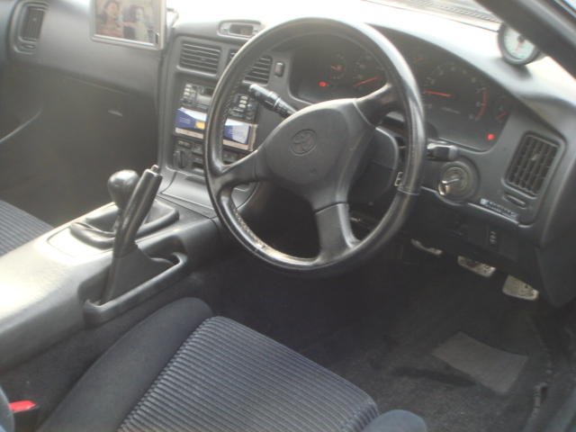 TOYOTA MR2 GT TURBO SW20 FOR SALE