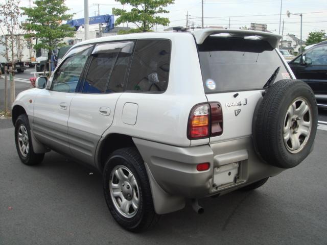 Used Rav 4 >> TOYOTA RAV4 2.0 JV 4WD SXA11G FOR SALE JAPAN - CAR ON TRACK TRADING