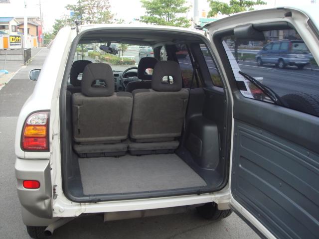 TOYOTA RAV4 2.0 JV 4WD SXA11G FOR SALE