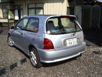 TOYOTA STARLET GLANZA V TURBO EP91 FOR SALE