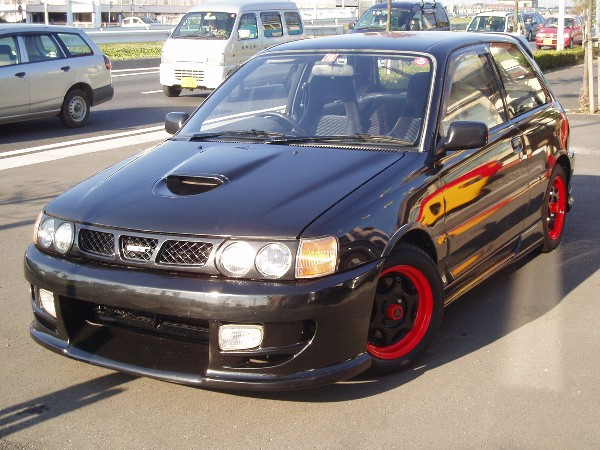 TOYOTA STARLET GT TURBO EP82 FOR SALE