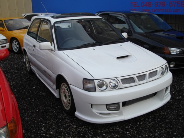 TOYOTA STARLET GT TURBO EP82 1993 FOR SALE