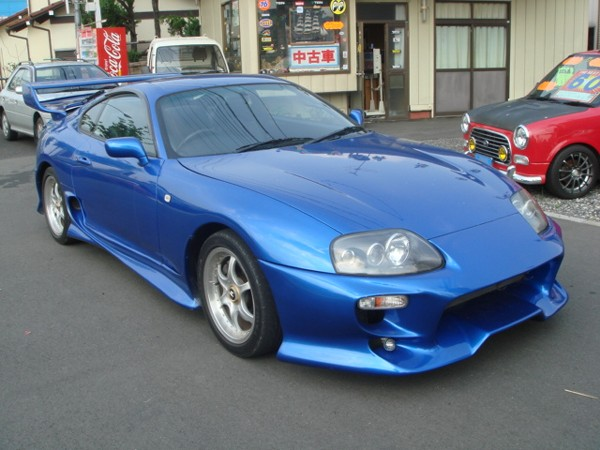 1991 toyota supra turbo for sale japan autos post. Black Bedroom Furniture Sets. Home Design Ideas