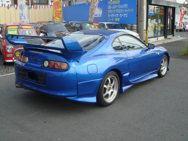 TOYOTA SUPRA RZ TWIN TURBO JZA80 FOR SALE