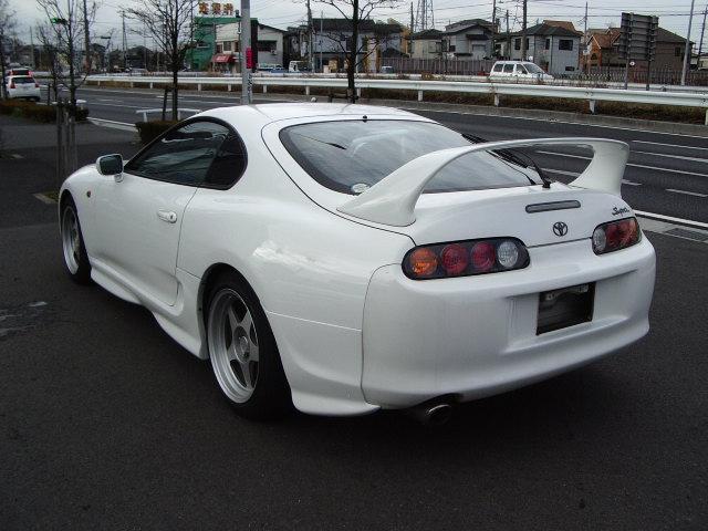 toyota supra sz jza80 for sale japan car on track trading. Black Bedroom Furniture Sets. Home Design Ideas