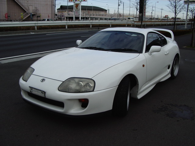 TOYOTA SUPRA SZ JZA80 FOR SALE