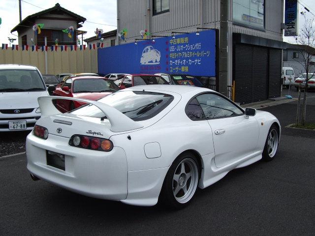 toyota supra used cars