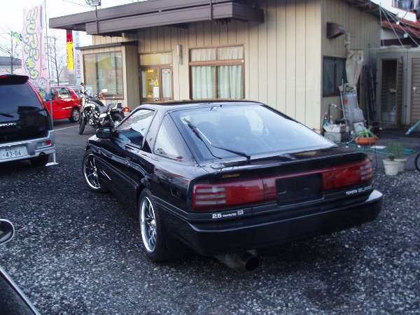 TOYOTA SUPRA 2.5GT TWIN TURBO R JZA70 1992 FOR SALE