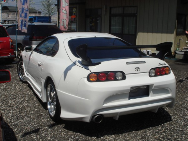 TOYOTA SUPRA SZ-R JZA80 1995 FOR SALE