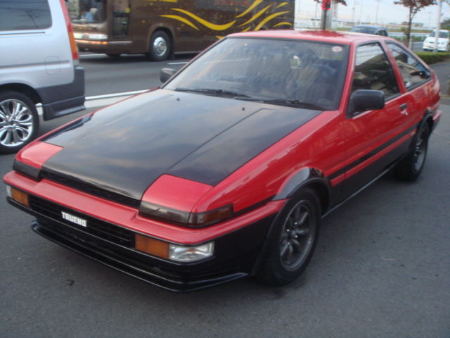 Nissan Gtr Price Used TOYOTA SPRINTER TRUENO GT APEX AE86 FOR SALE JAPAN - CAR ON TRACK ...