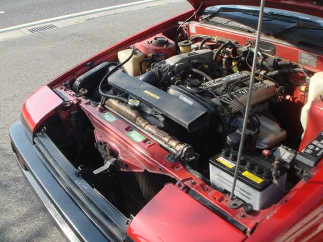 TOYOTA SPRINTER TRUENO TWIN CAM GTV  AE86 FOR SALE