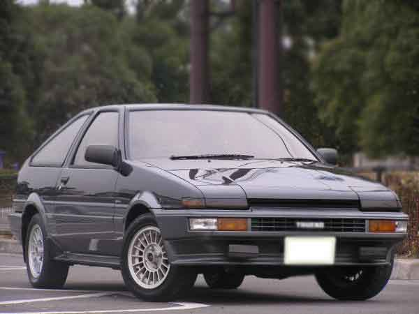 toyota sprinter trueno gt apex ae86 1985 for sale japan. Black Bedroom Furniture Sets. Home Design Ideas